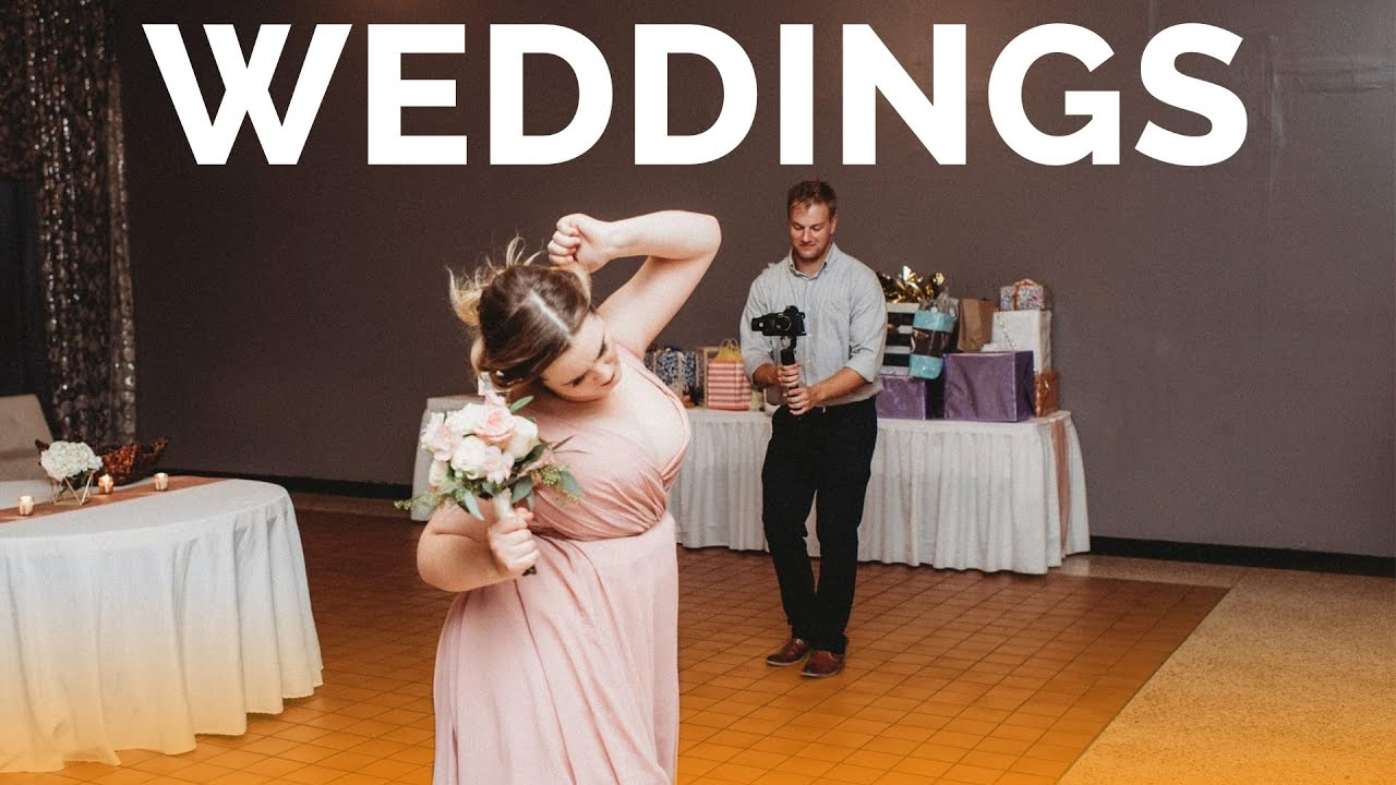 How to Shoot a Wedding Video by Yourself