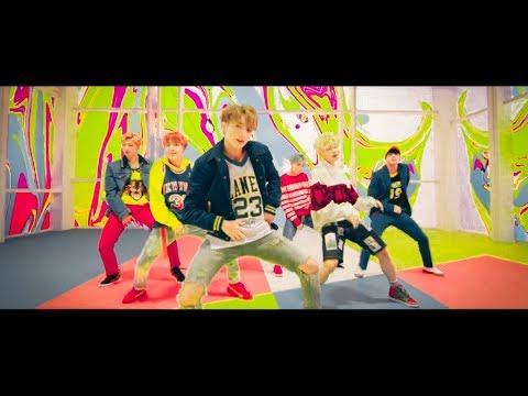 BTS -DNA song -- status