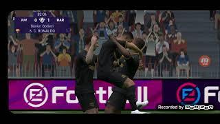 Ronaldo 30 metre gol atti(Sarı kart dolu maç)