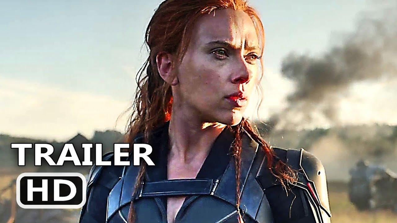 BLACK WIDOW Official Trailer (2020) Scarlett Johansson Marvel Movie HD