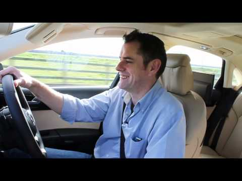 The Audi A8 long wheel base review