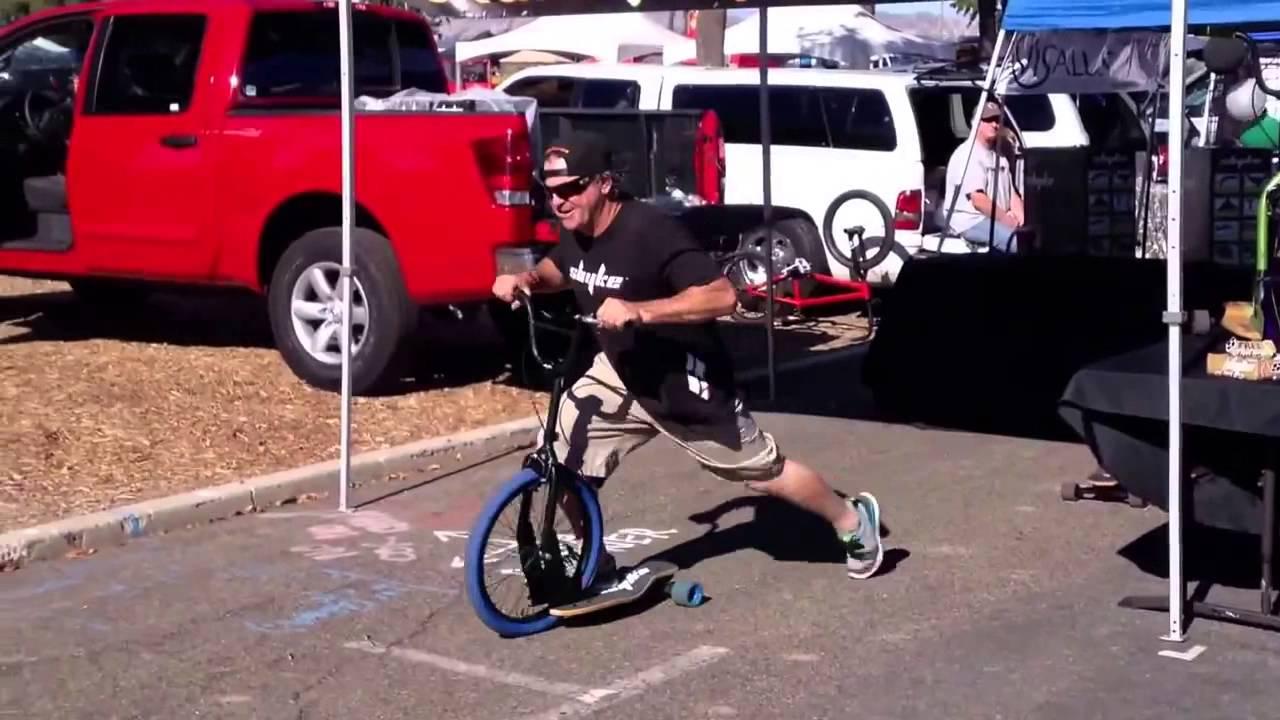 Skateboard Of The Future Youtube