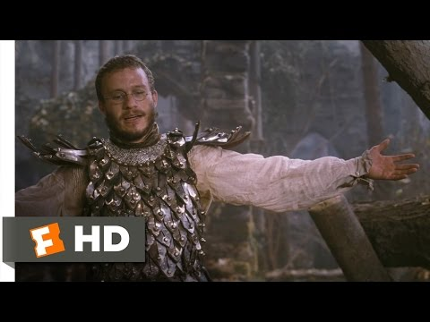The Brothers Grimm (5/11) Movie CLIP - Believe in Me (2005) HD