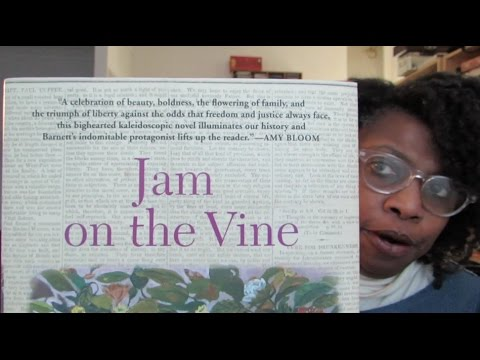 Book Review - Jam on the Vine - YouTube