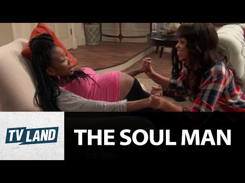 Brandy Norwood About to Twerk Out A Baby | The Soul Man | TV Land