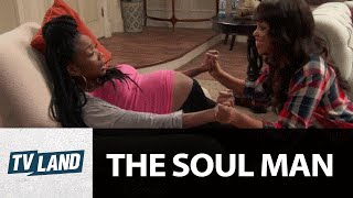 The Soul Man LIVE: Brandy Norwood About to Twerk Out A Baby