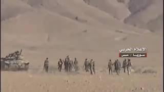 العمليات العسكرية لقوات الأسد في ريف حمص