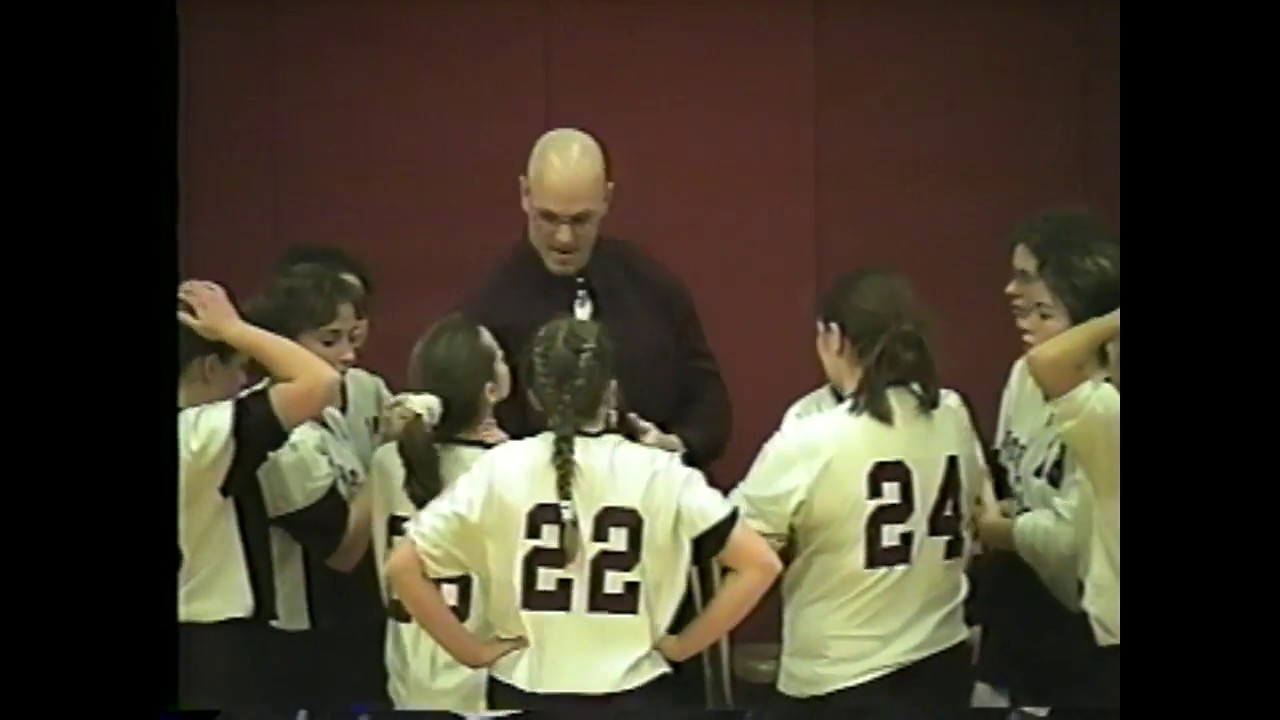 NCCS - Saranac JV Volleyball  1-4-00