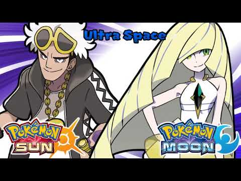 10 Hours Ultra Space Music - Pokemon Sun & Moon Music Extended