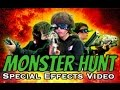Monster Hunt. Lasergame Special Effects Video.
