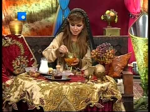 Natural remedies the lebanese beauty facialist Leila Obeid - Saudi Arabia 2008