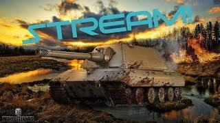 бомбим в рандоме на Е-100 STREAM - 11.12.2017 [ World of Tanks ]
