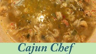 Crawfish Etouffee (Cajun Recipe)