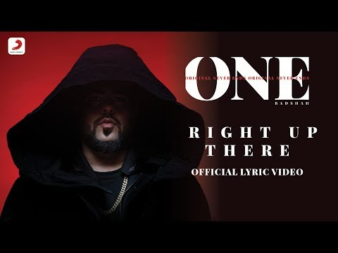 Badshah - Right Up There | Lisa Mishra | ONE Album | Lyrics Video