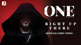 Badshah - Right Up There | Lisa Mishra | ONE Album | Lyrics Video