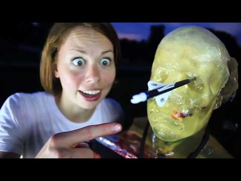 "ZOMBIES| Bow and Arrow Decapitation | ""ZOMBIE VIDEO"""