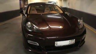 Porsche Panamera Turbo 4WD, 2012 г.в., 4.8 л (500 л.с.), акпп