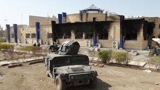 أخبار عربية - القوات العراقية تسيطر على نصف مساحة ساحل الموصل الأيسر