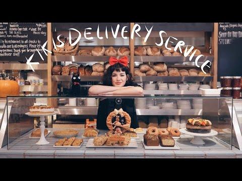 🎃 Kiki's Delivery Service // Halloween
