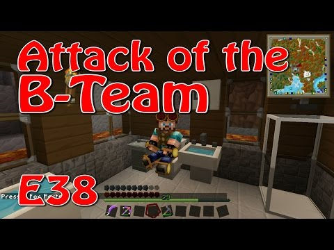 "Minecraft | Attack of the B-Team | E38 ""Fart Machine!"""