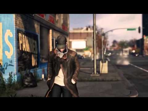 Watch Dogs Out of Control Trailer RUS
