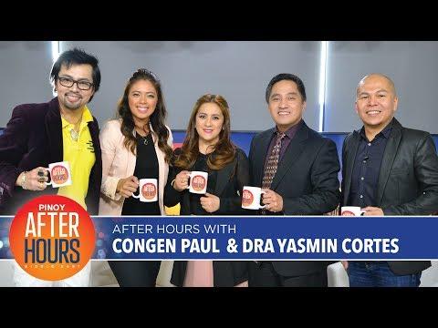 021 - Consul General Paul Cortes & Dra Yasmin Cortes