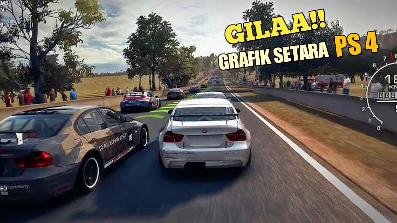 10 Game Android Racing OFFLINE Terbaik 2020 | Ultra Realistic Graphic Part 19