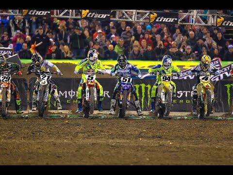Supercross Rewind - 2015 Anaheim 1 - 450SX Main Event