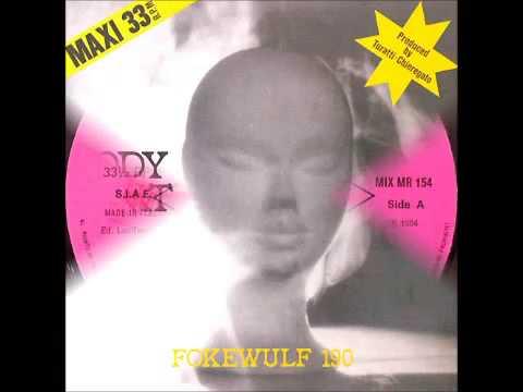Fockewulf 190 - Body Heat (Extended Version HQ Audio) 1983