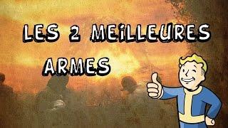 Comment trouver les deux meilleures armes Fallout 4