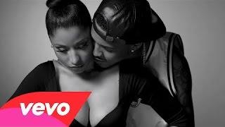 August Alsina - No Love (Remix) (Explicit) ft. Nicki Minaj Inspired Makeup