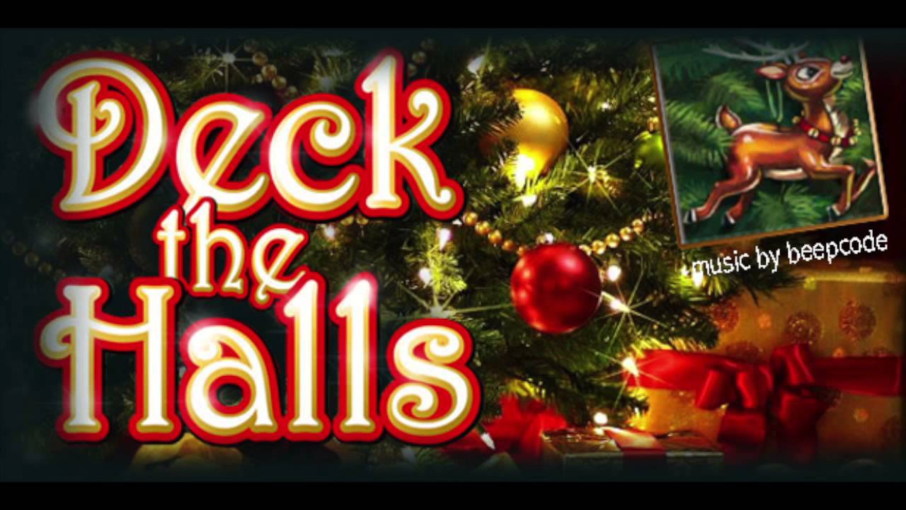 (FREE MUSIC DOWNLOAD) Christmas Background Music - Deck The Halls by BeepCode (ukulele version ...