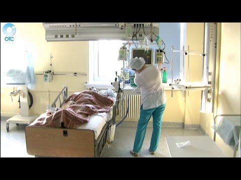 О работе Отделения гнойной хирургии. Как врачи Областной больницы помогают тяжело больным?