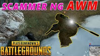 PUBG Philippines | SCAMMER NG *AWM*