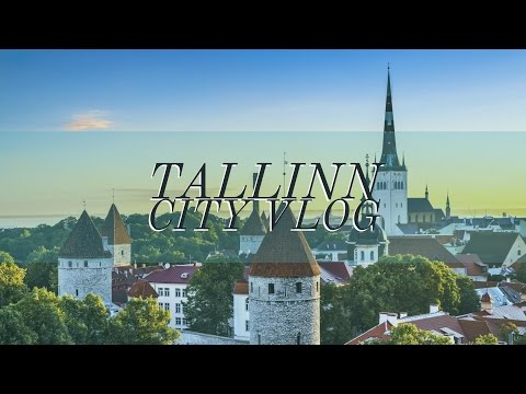 Tallinn City Vlog | Estland/Estonia