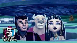 Ghouls Rule Trailer   Monster High