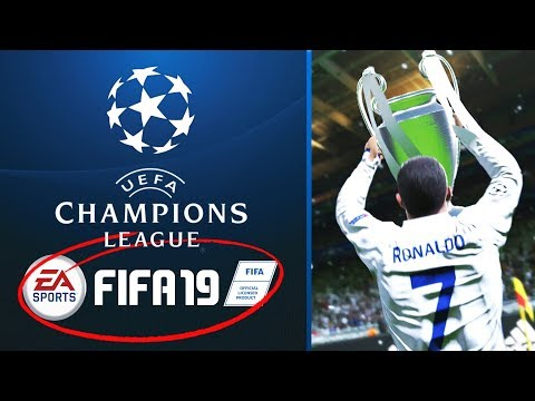 Uefa champions league confirmed for fifa 19!?!