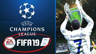 UEFA CHAMPIONS LEAGUE CONFIRMED FOR FIFA 19!!!