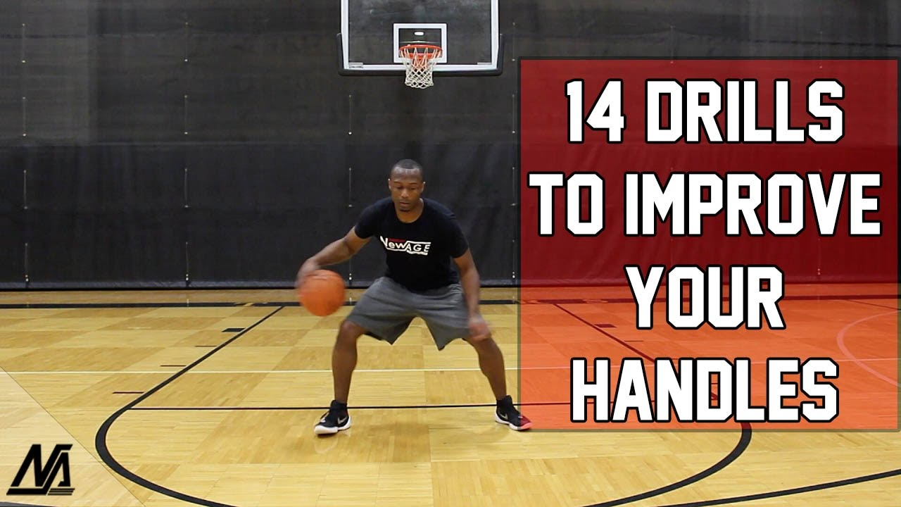 INSTANTLY Improve Ball Handling With These Basketball ...  |Better Ball Handling Drills