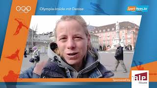 Olympia-Inside mit Denise, 23.02.2018