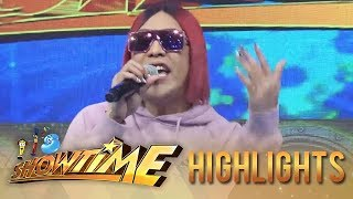 Video It's Showtime: Vice Ganda's freestyle rap download MP3, 3GP, MP4, WEBM, AVI, FLV Juni 2018
