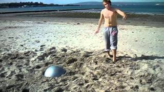 Big Bouncy Beach Balls
