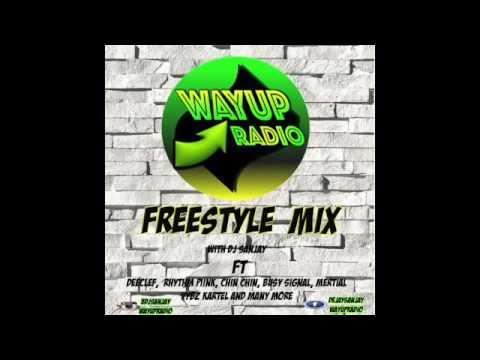 Dancehall Remix Freestyle (September 2016) Mixed by DJ SANJAY