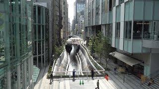 開業した渋谷ストリーム