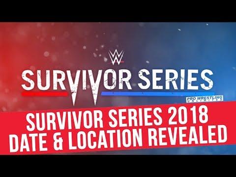 Survivor Series 2018 Date & Location Revealed