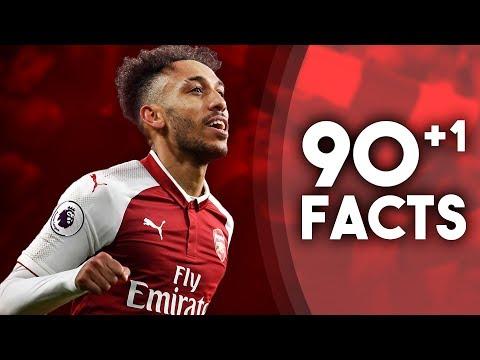 90+1 Facts About Pierre-Emerick Aubameyang!