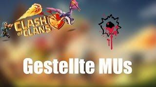 GESTELLTE MATCH UPS: Meine Meinung ✭ Clash of Clans [deutsch / german]