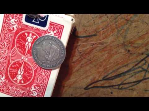 1902 Antique Silver Finish Coins, Ellusionist   namniemagic.com