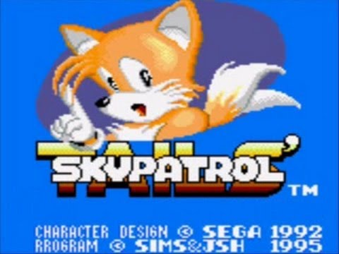 Let's Play Tails' Skypatrol!