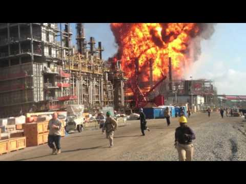 Analysis of Chemical Plant Heat Exchanger Explosion
